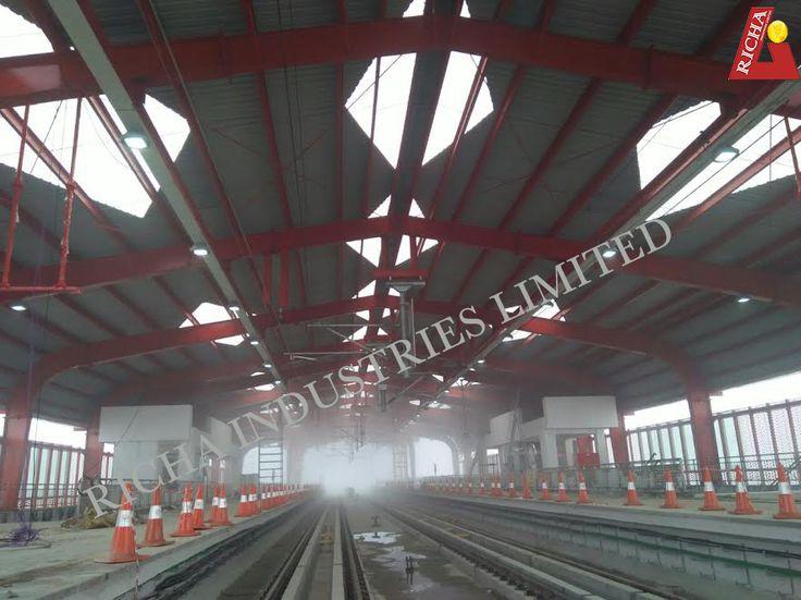 Project on richa international export house