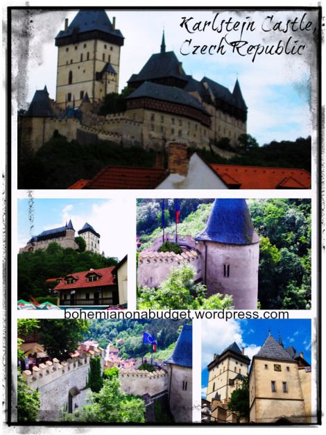 #Karlstejn #Castle #fairytale #CzechRepublic #travel #wanderlust #Europe