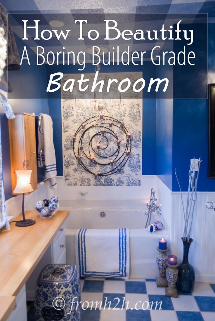 38 best Bathroom Redo images on Pinterest | Bathroom ideas ...