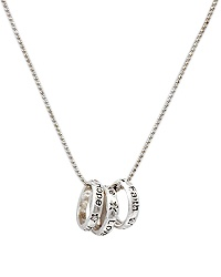 "16 1/2"" + EXT Antique Silver Faith, Hope, & Love Necklace Retail - $19.99 You Pay - $10.00 w/ free shipping in the US."