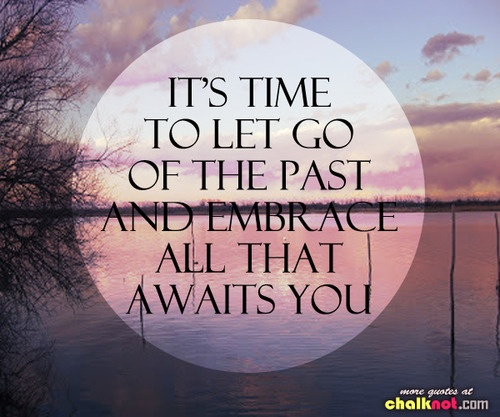 Leave The Past And Move Forward Quotes: I Can't Wait To Move From Here Very Soon! We're Really