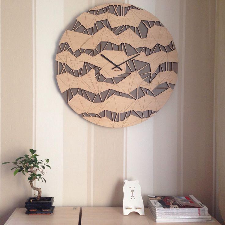 Large wall clock 70cm