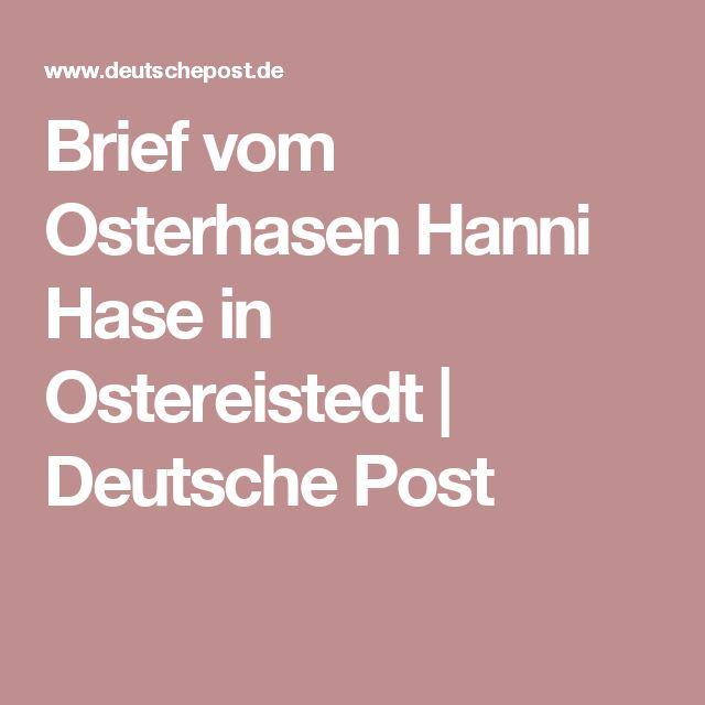 Best 25+ Deutsche post brief ideas on Pinterest Eliot das - k che gebraucht dresden