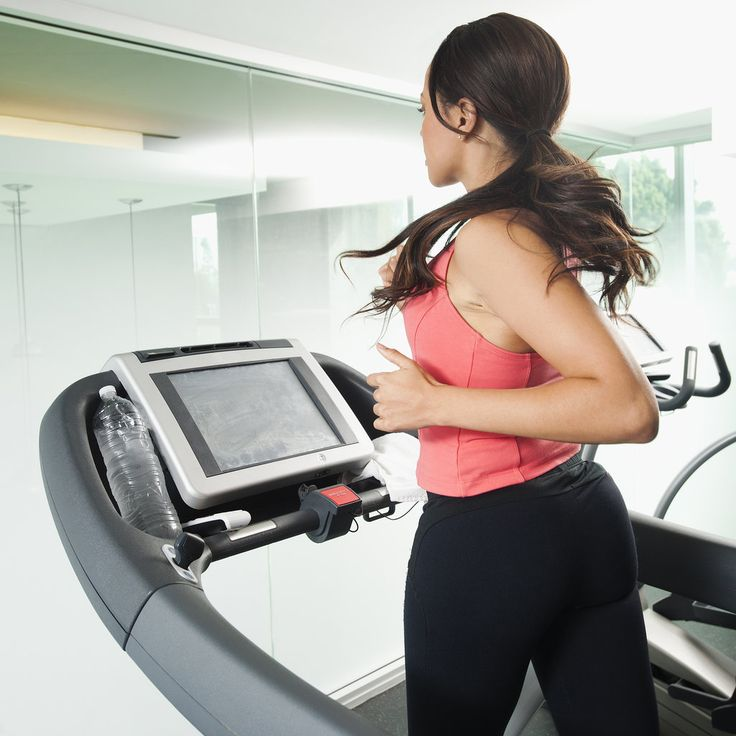 Walk, Run, and Burn Belly Fat With This Workout