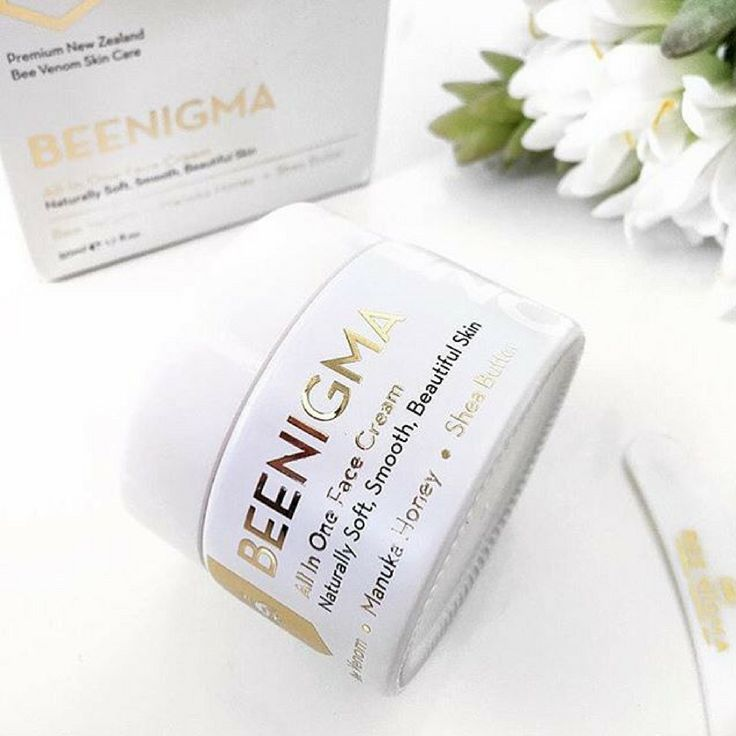 What's the buzz with Beenigma? Premium Bee Venom all in one face cream from New Zealand