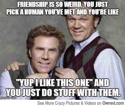 Funny Will Ferrell Memes | fun image, friendship, funny, meme, will ferrell