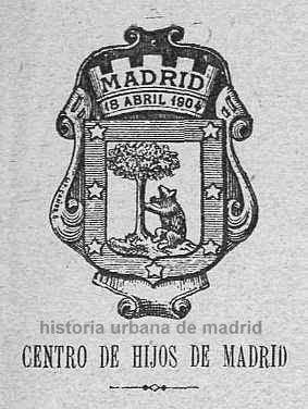 El Teatro Calderón y el Centro de Hijos de Madrid