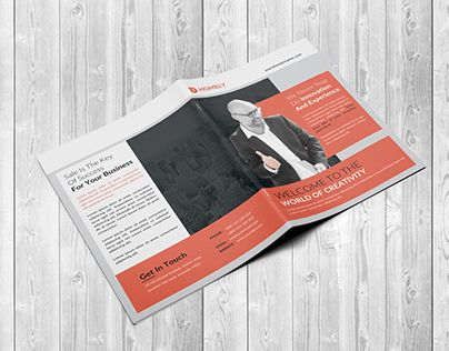 "Check out new work on my @Behance portfolio: ""Corporate Bi-Fold Brochure Template"" http://be.net/gallery/45276361/Corporate-Bi-Fold-Brochure-Template"