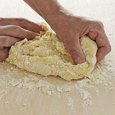Tagliatelle al parmigiano con funghi misti - Scuola di cucina - Donna Moderna