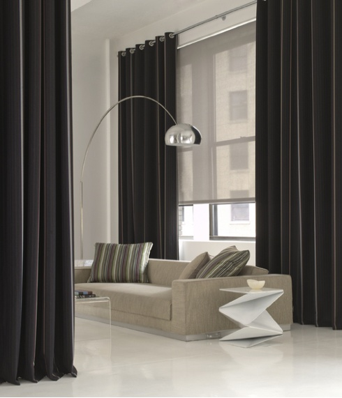 One of my favorite sources for shades and drapes, The Shade Store, has just introduced a new line featuring Robert Allen textiles. If you aren't familiar with it, The Shade Store allows you to order custom window treatments, in a range of styles, fabrics and colors and have them shipped to your home – for a decent price too. Via Four Walls and a Roof: May 14, 2009- Robert Allen at The Shade Store