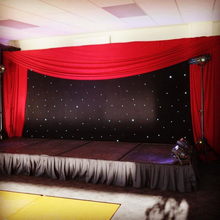Corporate Function Stage
