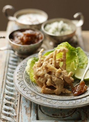 Onion Bhaji Recipe From The Hairy Bikers | Motorcycle Review and ...