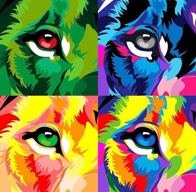 Ilustración Digital #D #Design #Diseño #Diseñolatino #Colors #Tonos