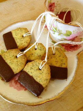 さくほろ♥  紅茶とオレンジのクッキー by Moflove48 [クックパッド ...