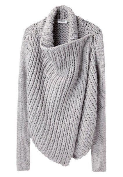 Многогранный серый: подборка вязаных идей - Ярмарка Мастеров - ручная работа, handmade
