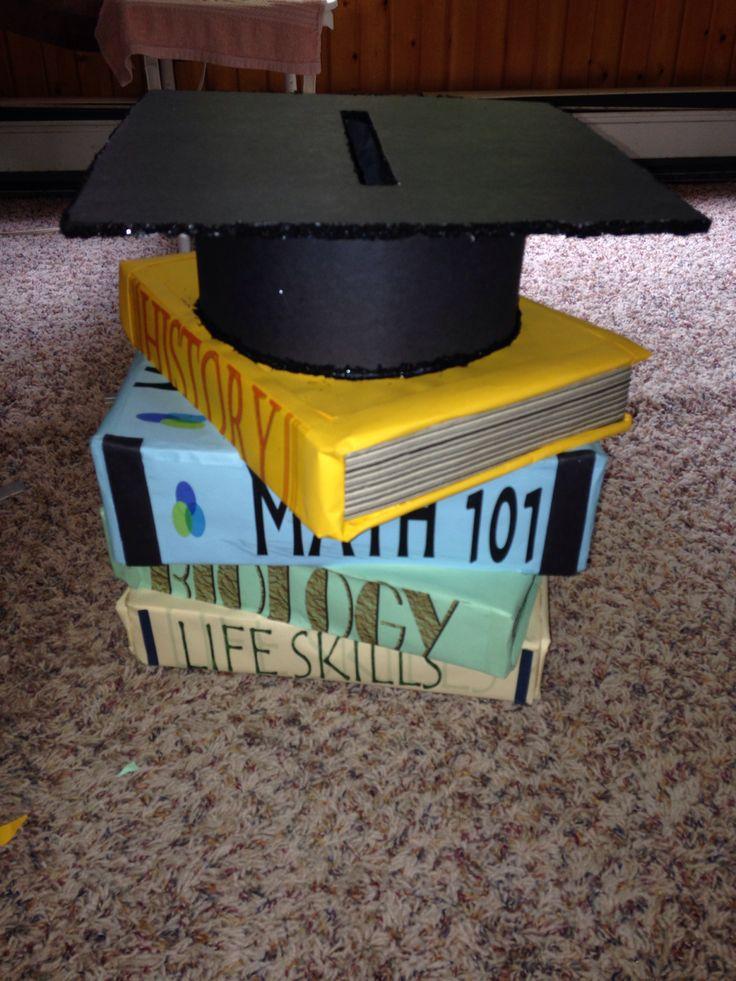 graduation card box  graduation card boxes grad cards