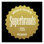 First Mozambican and African to have been awarded the Superbrand seal as an individual
