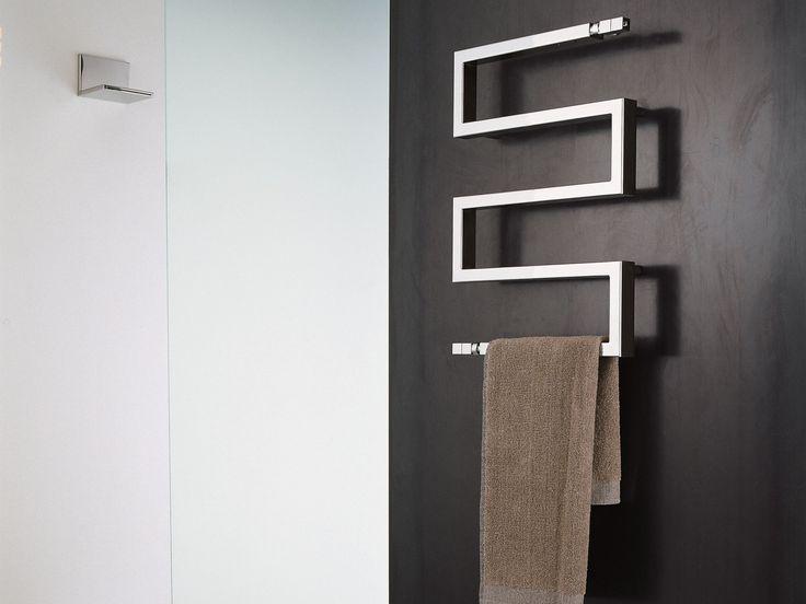 25 melhores ideias de aquecedor de toalha no pinterest for Termosifoni arredo bagno