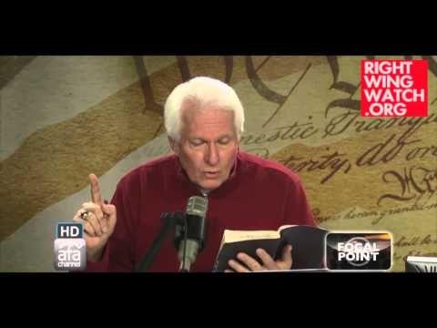 Bryan Fischer: God Allowed Terrorist Attack To Punish Charlie Hebdo For Committing Blasphemy Against Christians (VIDEO)