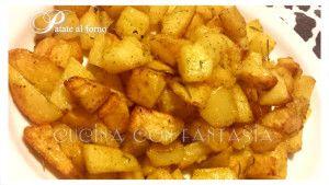 patate al forno con la ricetta dello Chef Fabio Campoli