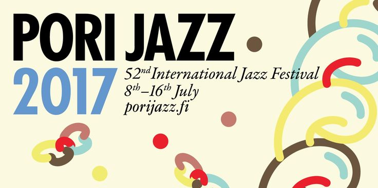 Pori Jazz 2017 Finland