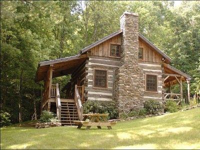 Cozy Cabin In Winter Appalachian Mountain Life Pinterest