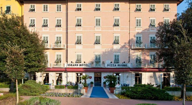 Grand Hotel Nizza Et Suisse - Montecatini Terme