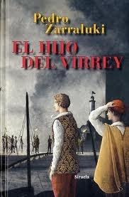 """""""El hijo del virrey"""" reseña en nuestro blog juvenil http://bibsegovia.blogspot.com.es/2012/05/el-hijo-del-virrey.html"""