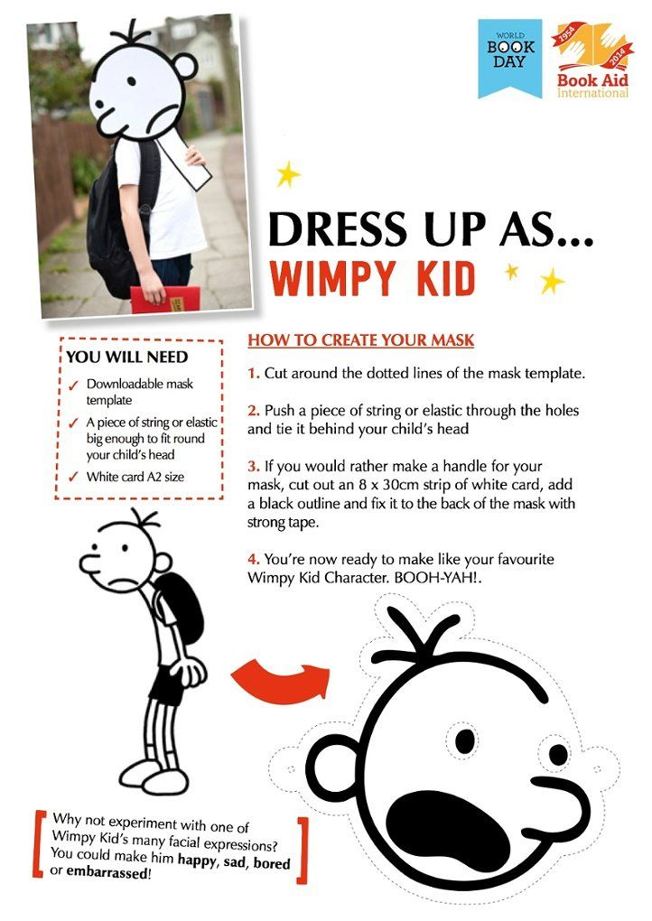 World Book Day 2015: what to wear