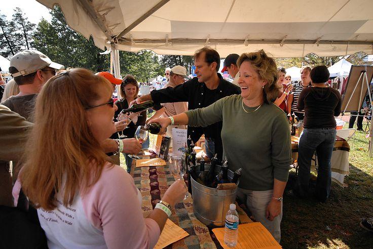 Virginia Fall festivals - Powhatan's Festival of the Grape