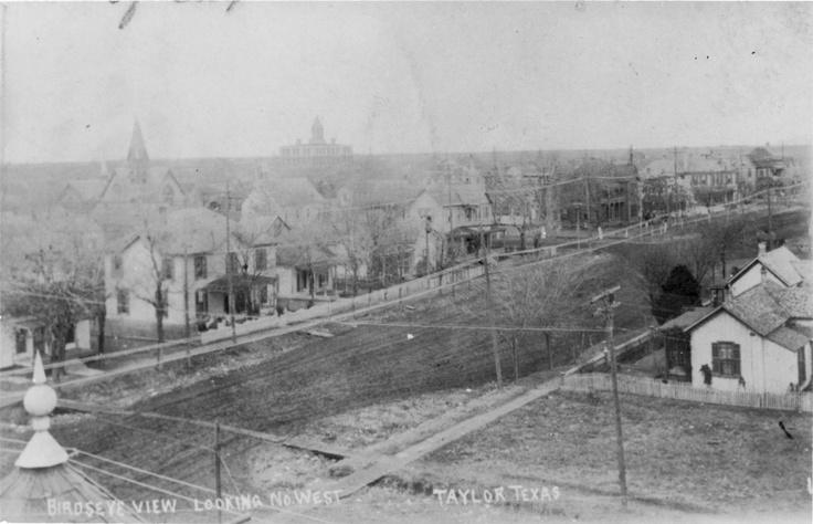 Taylor, TX 1900-1909