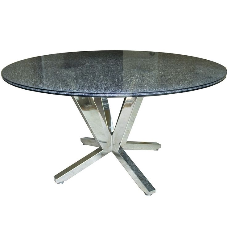 291 best Round dining tables images on Pinterest Round  : 041a97e6aa6e31f912a404d66b040ff8 glass top dining table round dining tables from www.pinterest.com size 736 x 757 jpeg 40kB