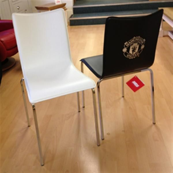 Manchester United Football Club - featuring Bibip Chair #contractfurniture #manchesterunited