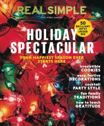2014 Real Simple Holiday Gift Guide