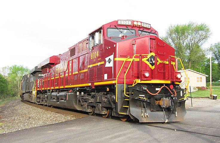 lehigh valley railroad photos - Google Search