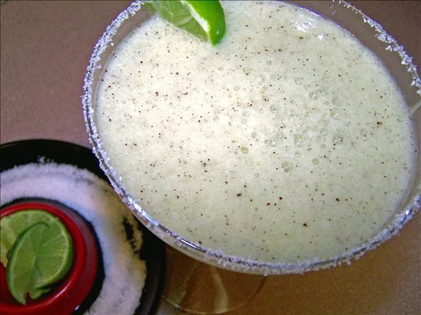 Kiwi Margarita Recipe served at Margarita Stand in EPCOT at Disney World