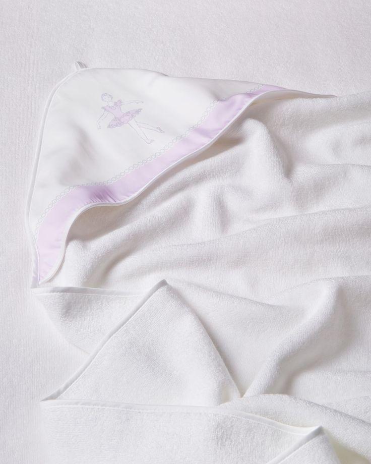 Банный комплект Ballet Print Lilla.