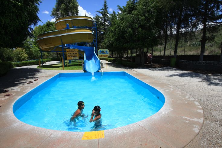 18 best images about balnearios de hidalgo on pinterest - Balneario de la alameda ...