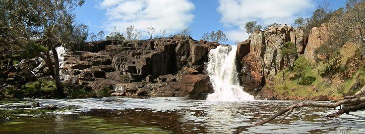 Nigretta Falls, via #Hamilton, #Victoria