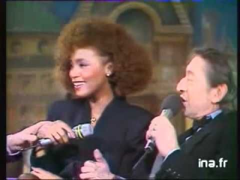 Whitney Houston & Serge Gainsbourg - What? What did you say?