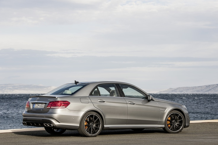 The 2014 E63 AMG 4MATIC, boasting 550 hp, 531 lb-ft of torque and all-wheel drive. Learn more: http://mbenz.us/WQx1eD