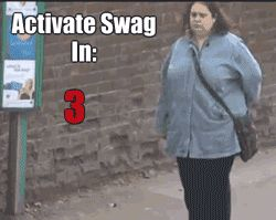 swag activated