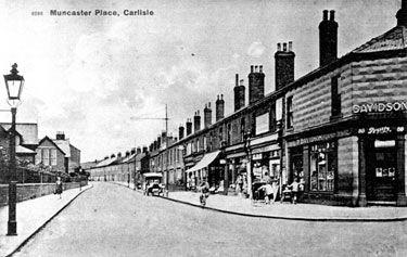 Carlisle. Blackwell Road