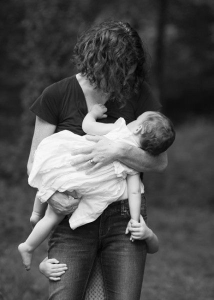 Quand on a plusieurs enfants, on se débrouille comme on peut...
