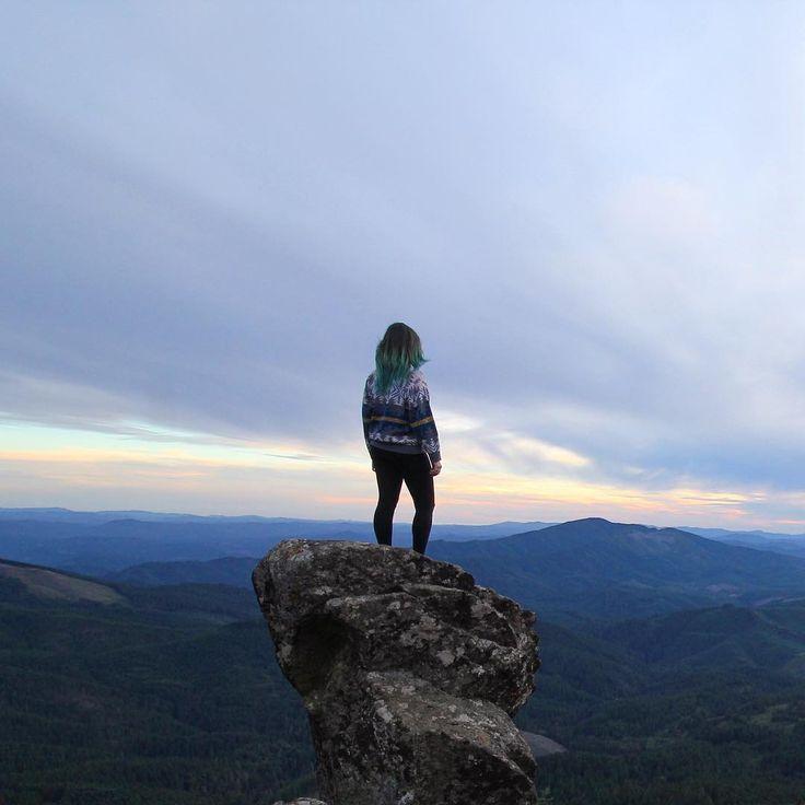 Marys Peak, Corvallis, Oregon