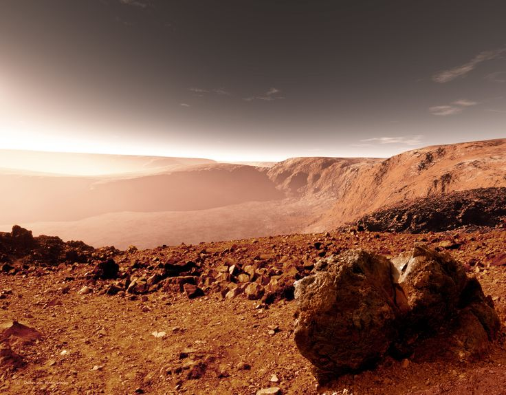 Boeing Wants to Travel to Mars Before SpaceX Does 10/5/16