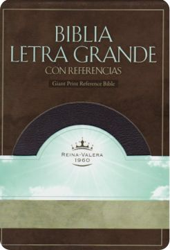 Biblia Letra Grande.  Reina Valera 1960.