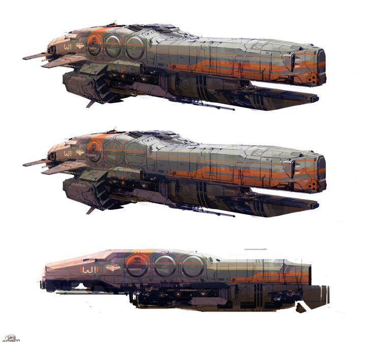 Halo 4 - spaceship concepts, sparth - nicolas bouvier on ArtStation at http://www.artstation.com/artwork/halo-4-spaceship-concepts