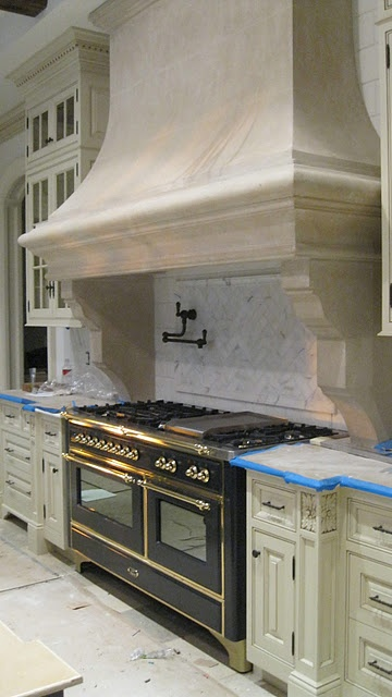 Love this kitchen hood....from the enchanted home
