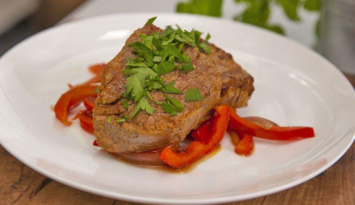 Brazilian Hot Beef - Good Chef Bad Chef
